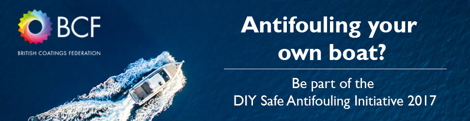 DIY safe antifouling 2017